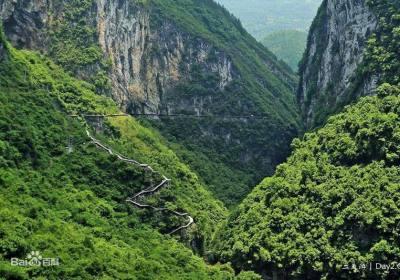 湖北隐藏仙境,上榜美国CNN和中国国家地理,却美得低调!